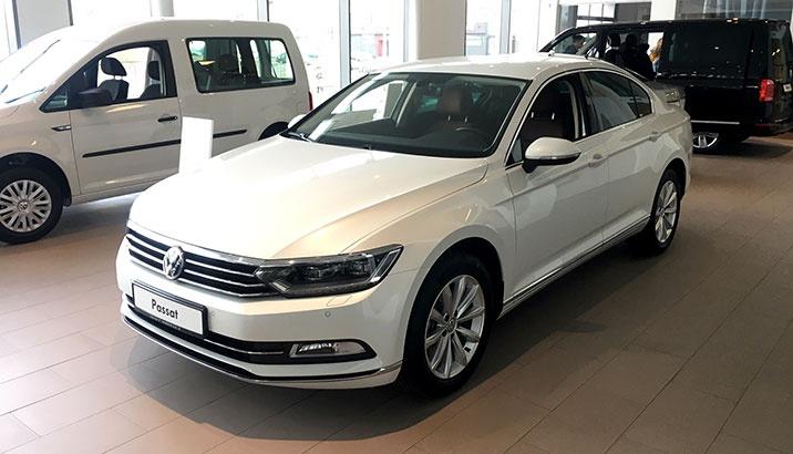 Volkswagen Passat  Executive Life 2.0 TDI